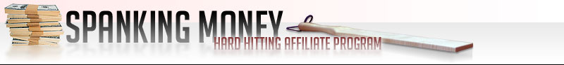 Spanking Money - Hard Hitting Affiliate Site